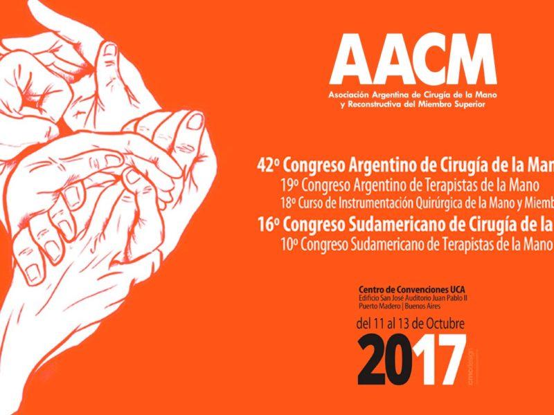 42° Congreso Argentino de Cirugía de la Mano