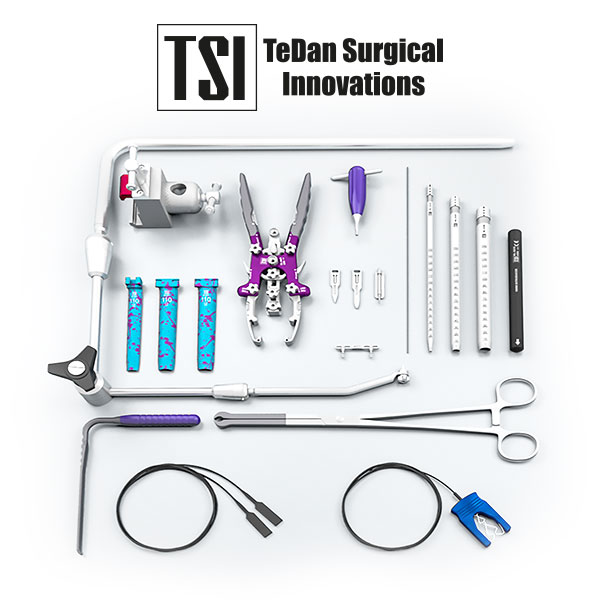 TeDan Surgical Innovations - ML-2014 - Sistema de acceso lateral