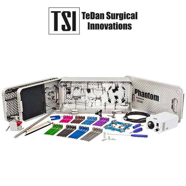 TeDan Surgical Innovations - ML-2020 - Juego de anillo retractor lateral