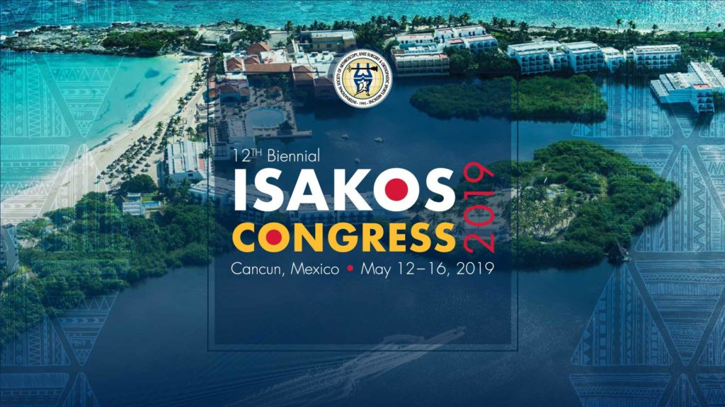 12th Biennial ISAKOS Congress in Cancun, Mexico
