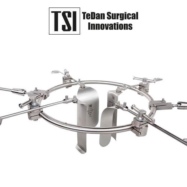 TeDan Surgical Innovations - AL-1000 - Phantom AL™ Sistema de Abordaje Lumbar Anterior
