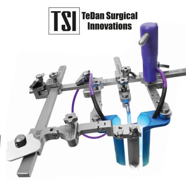 TeDan Surgical Innovations - ML-2000 - Phantom ML™ Minimally Invasive Retractor Set